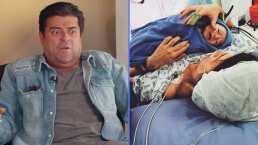 """""""Me entró un ataque de ansiedad"""": """"El Burro"""" Van Rankin narra cómo vivió el nacimiento de su primer hija"""