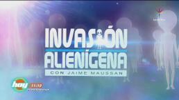 INVASIÓN ALIENÍGENA: Naves Extraterrestres