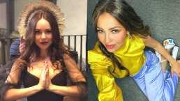 Camila Sodi y Thalía se reúnen y demuestran que podrían ser 'gemelas de voz'