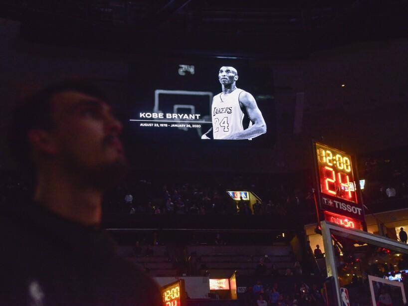 APTOPIX Suns Grizzlies Obit Bryant Basketball