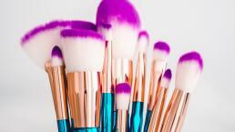 Cómo usar cada tipo de brocha y pincel de maquillaje. Entérate de una vez por todas