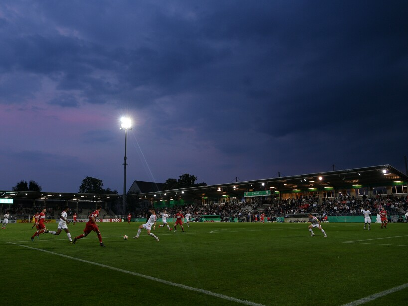RB Leipzig U 19 v VfB Stuttgart U 19 - DFB Juniors Cup Final 2019