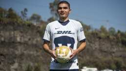 Johan Vásquez, mentalizado para debutar de titular con Pumas en CU