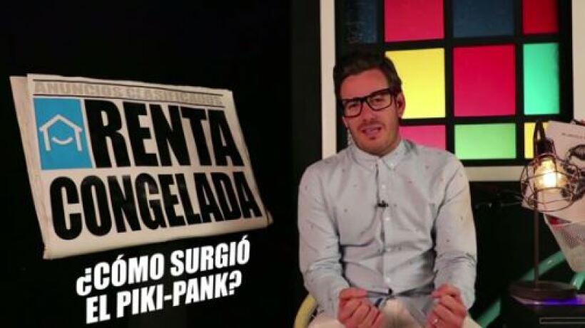 VIDEO: ¿Cómo surgió el Piki-pang?