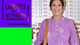 LÍDERES DE LA ACTUACIÓN: Olivia Bucio, el teatro la ayudó a superar la muerte de su familia y su divorcio (Entrevista...