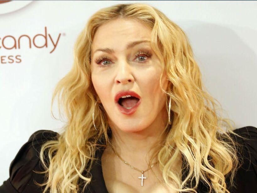7. Madonna: Muchos no toleran a la Reina del Pop por considerarla demasiado fría y ambiciosa.