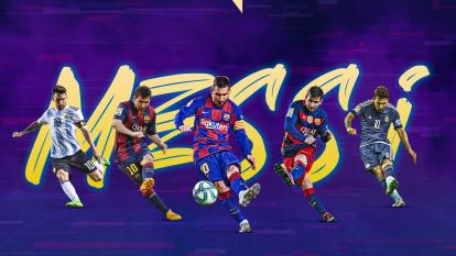 Messi nos ha regalado grandes goles a balón parado, con los Blaugranas o con la Albiceleste, el '10' está acostumbrado a frotar la varita y hacer magia.