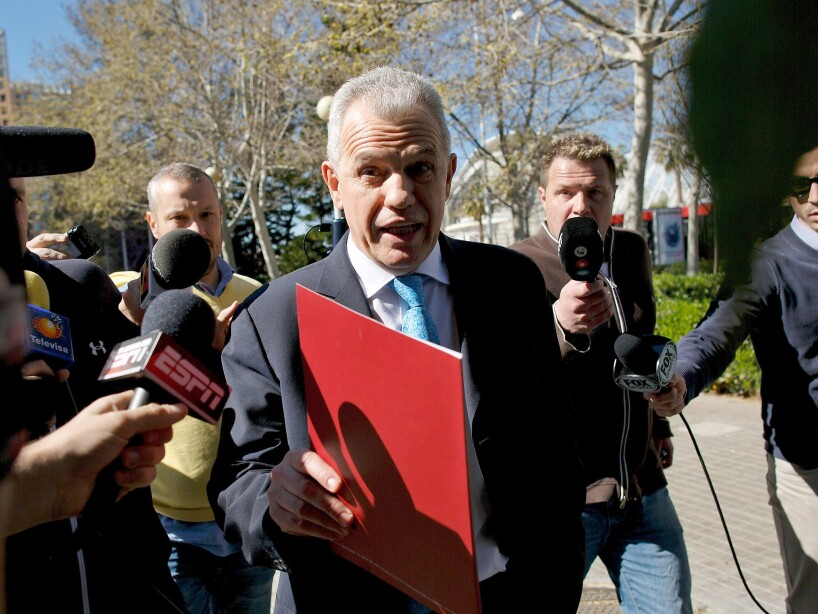 Javier Aguirre Declares In Spanish La Liga League Match-fixing Probe