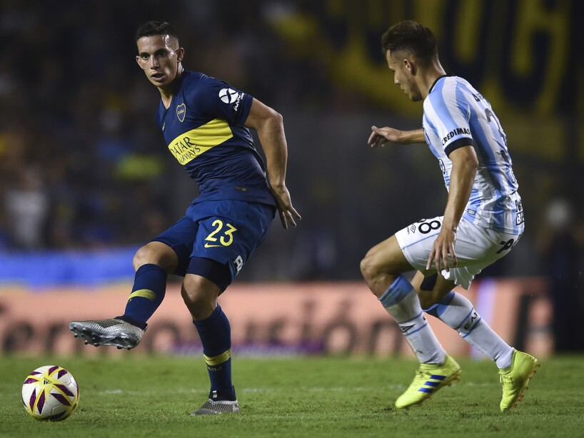 Boca Juniors v Atletico Tucuman - Superliga 2018/19