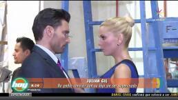 Julián Gil no podrá convivir con su hijo sin ser supervisado