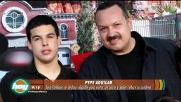 Se declara culpable hijo de Pepe Aguilar