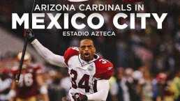 Oficial! Los Arizona Cardinals jugarán en el Estadio Azteca