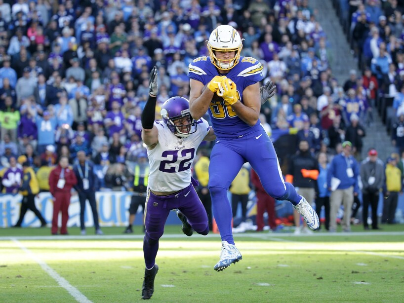 Minnesota Vikings v Los Angeles Chargers