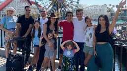 Kailani y Aitana se divierten como nunca tras su mágico viaje por Disneyland