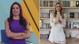 """""""Ya la libramos"""": Así fue el regreso de Paola Rojas y Odalys Ramírez al noticiero"""
