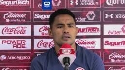 José Juan Vázquez espera que Toluca se mantenga en los primeros lugares