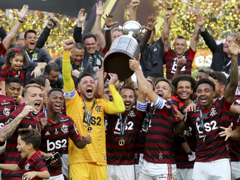 APTOPIX Argentina Brazil Soccer Copa Libertadores