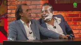 El Borrego recibe varios castigos en la cara por Luis Felipe Tovar