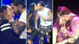 Maluma revive los apasionados besos con sus fans ¿Será que se repiten?