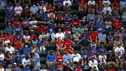 ¡Vaya locura, estadio de Rangers lleno!