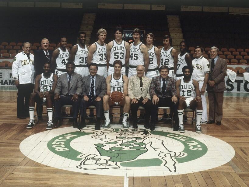1979-80 Boston Celtics