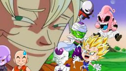 Para las mamás, todos son 'Goku'