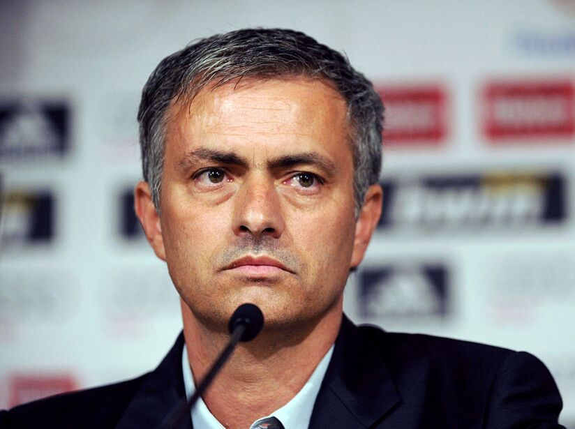 Jose Mourinho Presented As New Real Madrid Coach