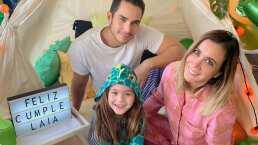 Mariazel presume el tierno regalo de cumpleaños que le dio Ricardo Fastlicht a su hija