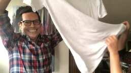 Así contestó Pepillo Origel tras volverse viral por salir en foto con 'pijama'