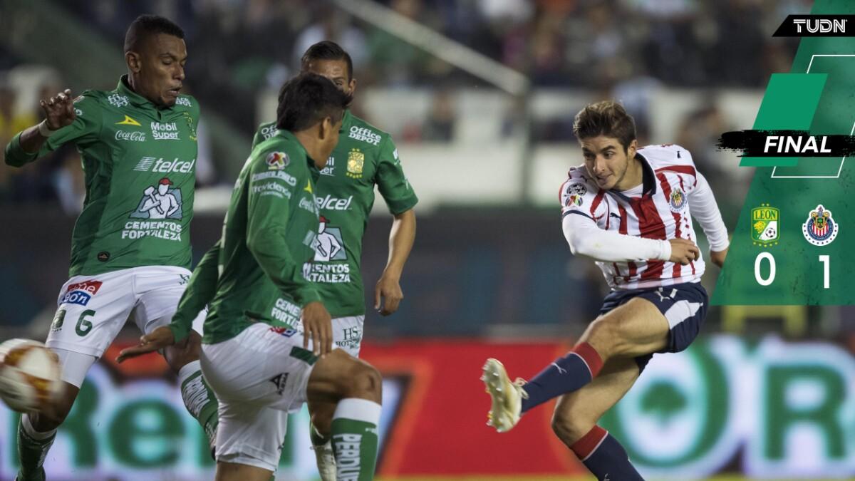 Chivas derrota a León durante amistoso en California ...