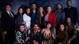 Con nostálgicos mensajes, elenco de 'Imperio de Mentiras' graba la escena final de la telenovela