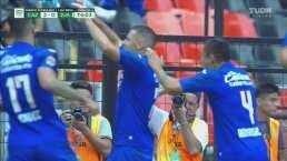 ¿Y los defensas? Pablo Aguilar marca el 2-0 tras remate a placer