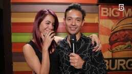 Laia y Jorge comentan los retos que les tocó