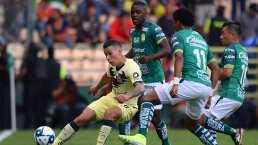 León y América empataron sin goles con un Marchesín pletórico