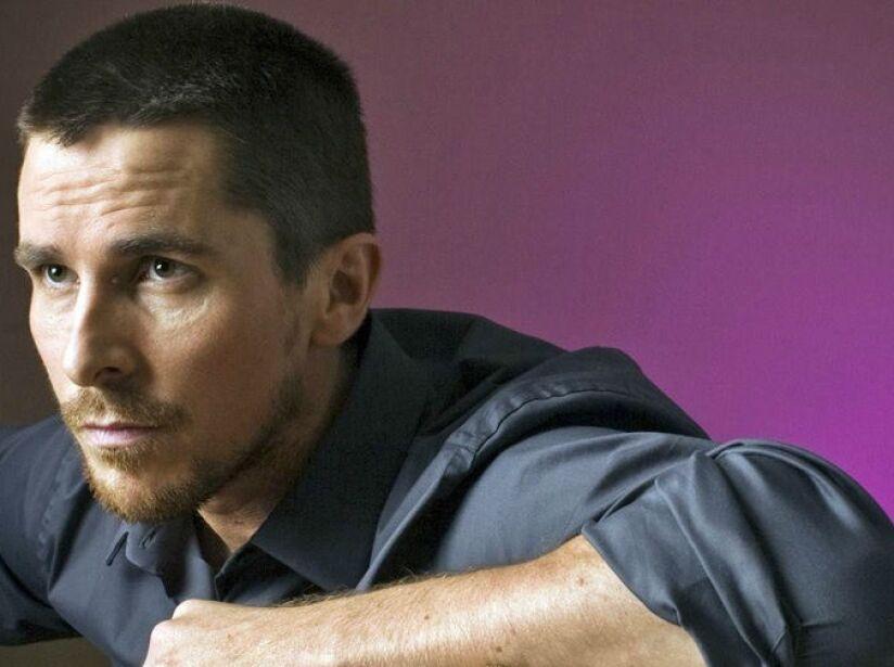 Christian Bale hizo un casting para Titanic, pero no convenció. ¡Se lo imaginan!