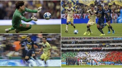 América y Pumas han dividido puntos en tres de los últimos cinco enfrentamientos.
