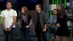 """Game Time: """"El Borrego"""" Nava y Mariazel se 'insultan' en una prueba, ¿quién ganará?"""