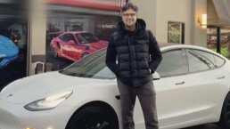 Jaime Camil estrena automóvil de más de 2 millones de pesos