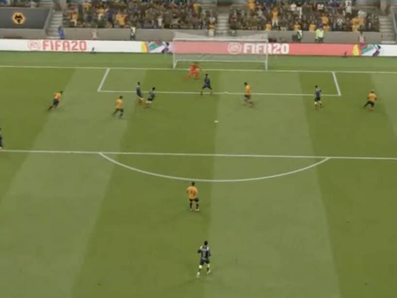 eAmistosos, Wolves vs América, 14.png