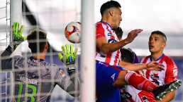 Inicia Fecha 10 con polémica, ¿fue o no gol del Toluca?
