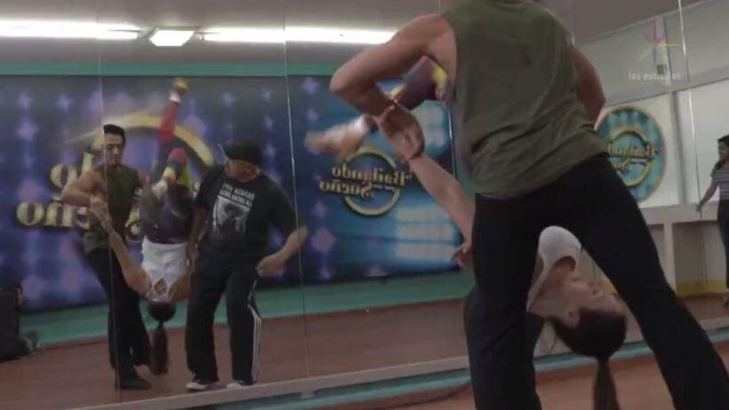 ¡Te tenemos una probadita de los ensayos de Bailando por un sueño!
