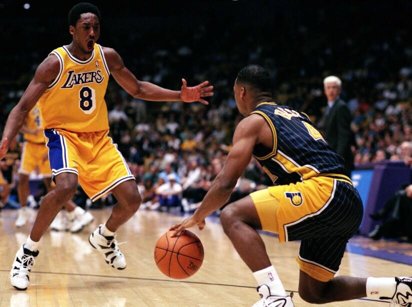 Kobe Bryant, Travis Best