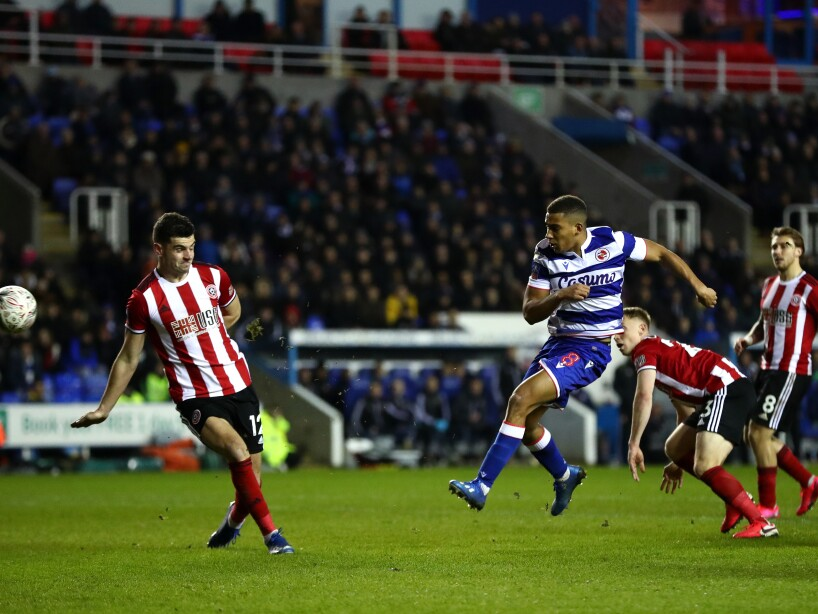 Reading FC v Sheffield United - FA Cup Fifth Round