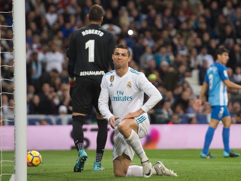 Real Madrid v Malaga - La Liga