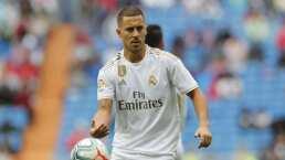 ¡Malas noticias para el Real Madrid! Hazard queda fuera por lesión