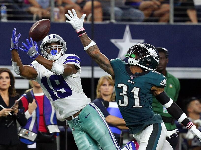 Philadelphia Eagles vDallas Cowboys