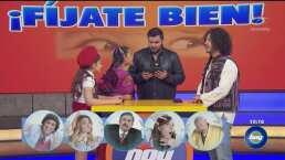 Aldolfo, Jacinta y Victoria concursan en el programa 'HOY'