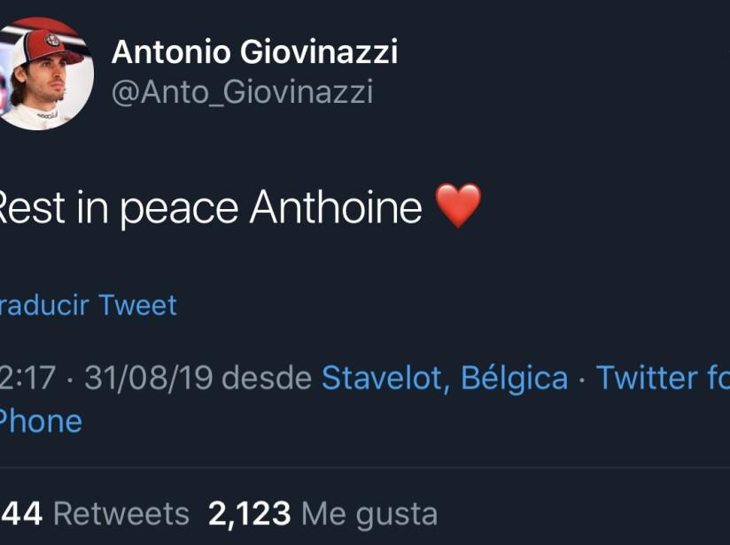 Anthoine Hubert