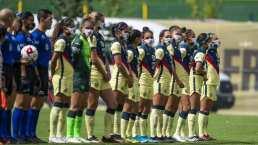 América reporta tres casos positivos en equipo femenil