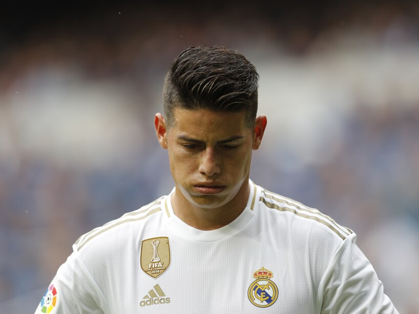 James-Real Madrid-Liga MX